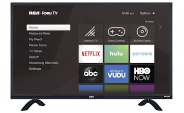 "49"" SMART 4K UHD LED RCA ROKU TV"